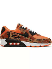 New Authentic Nike Air Max 90 AM90 Duck Camo Orange Sz 6 Nwt CW4039-800
