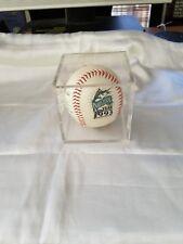 Miami Marlins Baseball, (Encased Replica Signatures Of The 1993 Inaugural Team)