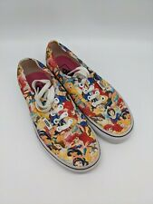 Vans Disney Princess Canvas Shoes Women's Size 5.5 Mens 4
