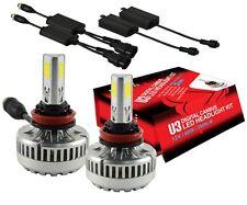 U3 Canbus 4000LM 40W LED Headlight Kit H4 H7 H10 H13 9004 9006 9007 5202