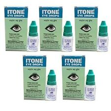 5X ITONE Herbal Eye Drop Keeps the eye cool and clear and increase the vision
