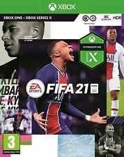 FIFA 21 Xbox ONE/X/S STANDARD EDITION (Leggi desc) No CD/Key🔥