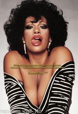 Vanessa del Rio Porn Star Memorabilia Photo STRIPE LICK! 8x10 Sign AFT/BUY w/COA