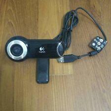 Logitech QuickCam Pro 9000 Web Cam funktioniert einwandfrei