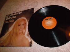 DALIDA 45eme disque d or pour une super- star  LP Album Canada pressing