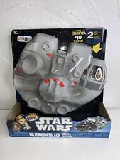 Mighty Beanz Toys R Us Exclusive Star Wars Millenium Falcon Case W/ 2 Beanz