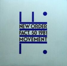 Order Movement LP Vinyl London Records 2016