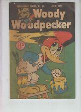 WOODY WOODPECKER  #81  Supercomic Series ROTARY (Australian) 1955