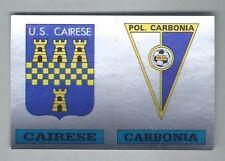 SCUDETTO CALCIATORI PANINI 1985/86 - RECUPERO N.586 CAIRESE/CARBONIA