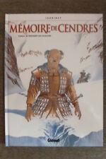 BD mémoire de cendres n°8 le printemps des assassins réédition 2008 TBE jarbinet