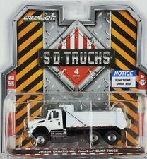 1:64 Greenlight Sd Trucks Series 4 2018 International Workstar Dump Truck