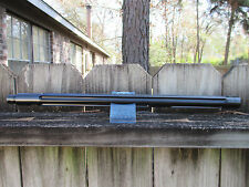 "NEW Ruger 10/22 16.5"" blued, fluted, & threaded BULL/TARGET barrel 1/2x28"
