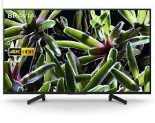 Sony Bravia TV  KD49XG70, 49 inch, 4k Ultra HD, HDR, Smart TV- Black