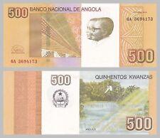 Angola 500 Kwanzas 2012 p155 unz.