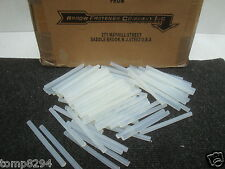 100 X ARROW 7MM GLUE GUN MINI STICKS ALL PURPOSE CLEAR
