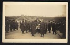 More details for castle douglas photo. military funeral by wm. roddick.