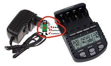 Technoline bc700 cargador de batería/schnelladegerät microprocesador controla