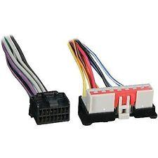 metra car audio \u0026 video wire harnesses for mazda mercury for sale ebay