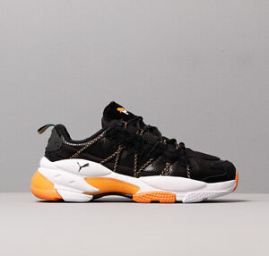 Puma LQD Cell Omega Helly Hansen (Men's Size 13) Athletic Sneaker Black Shoe