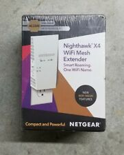 New Sealed Netgear EX7300-100NAS AC2200 Nighthawk X4 Wifi Mesh Extender