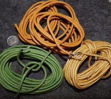 WESTERN ELECTRIC CLOTH WIRE *NOS NEW 1940'S STRANDED 20 GAUGE BIG LOT USA * 1949