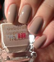 Deborah Lippmann Nail Polish ** HUMAN NATURE ** New/Full Size & VHTF!!