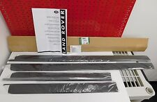 NEW! Land Rover LR2> Door Molding Rubbing Strip Set <LR002791>Genuine Land Rover
