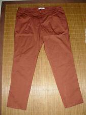 Sheego Damenhosen im Chino-Stil aus Baumwolle