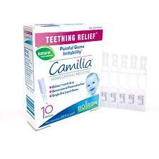 Boiron Camilia Teething Relief 10 Liquid Doses