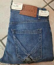 Stupendo jeans uomo ROY ROGER'S,tg.31/45,NUOVO.