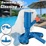 Swimming Pool Vacuum Brushes Cleaning Tool Spa Pond Pool Fountain Vacuum Cleaner
