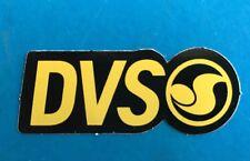 DVS Decal