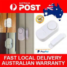 Wireless Door Window Security Alarm System Secure Shed Garage Indoor Outdoor