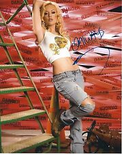 Kayden Kross Porn Star Signed Photo 8x10 146 Penthouse Digital Playground Wicked