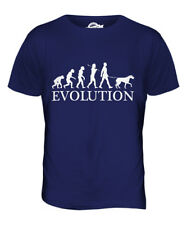 GREAT DANE EVOLUTION OF MAN MENS T-SHIRT TEE TOP DOG LOVER GIFT WALKER WALKING