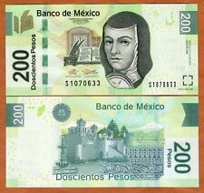 Mexico, 200 Pesos, 2013, Pick 125-New, UNC