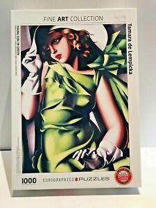 Europgraphics 1000 Piece Puzzle Fine Art Collection Tamara de Lempicka