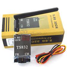Boscam TS832 32Ch 5.8GHz 600mw Wireless Audio AV Transmitter for FPV 2 AV Cable