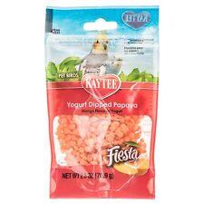 Kaytee Fiesta Yogurt Dipped Papaya - Mango Yogurt