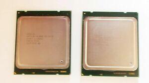 Matching Pair of Intel Xeon E5-2670 8-Core 2.6GHz 20MB Server Processor SR0KK