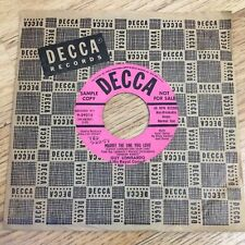 "•RARE 7""• 'Marry The One You Love / It's Great To Be Alive' ~Guy Lombardo •DECCA"