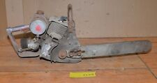 Rare Lombard chainsaw model 34 antique logging saw collectible firewood tool