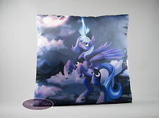 "My Little Pony Princess Luna Pillow Case 40x40cm /16""x16"" High Quality UK Stock"
