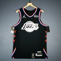 919e0741a01 100% Authentic Lebron James Nike 2019 All Star Game Jersey Size 48 L Large  Mens