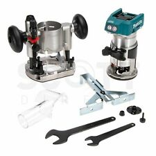 Makita DRT50ZJ Trimmer with Plunge Base and Type 4 Case Free Next Day Delivery