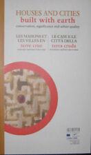 LE CASE E LE CITTÀ DELLA TERRA CRUDA - M.Achenza, M.Correia, M.Cadinu, A.Serra