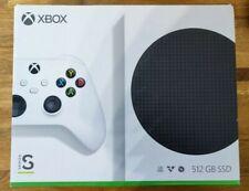 Microsoft Xbox Series S 512GB Spielekonsole - Weiß, Neuwertig