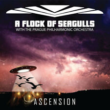 a Flock of Seagulls Ascension CD Album (released July 6th 2018)