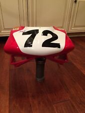 Ducati 748RS 916R Front Nose Fairing MS Productions Corse