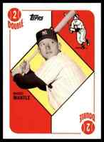 2007 Topps Wal-Mart Mickey Mantle Yankees #WM7 *Noles2148* 10=FreeShip